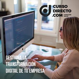 gestión de la transformación digital de una empresa