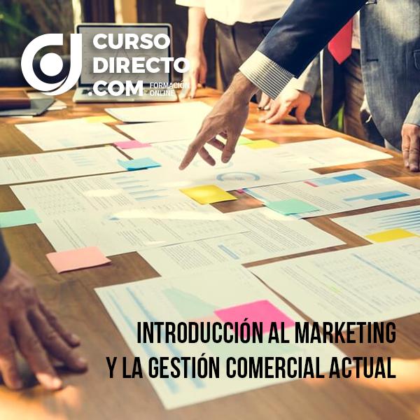 introducción al marketing y gestión comercial