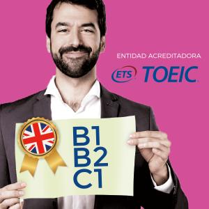 Certificación inglés TOEIC